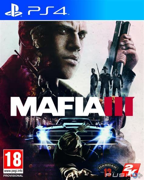 Mafia 3 ps4 release date uk guys
