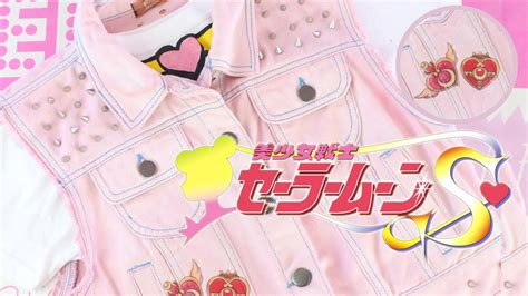 imagenes de utiles escolares kawaii diy ropa anime kawaii chaleco sailor moon sailor moon