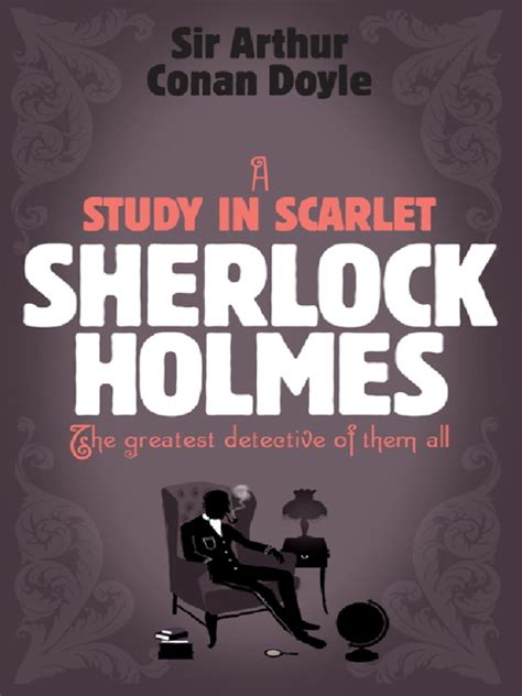 a study in scarlet the sherlock series a study in scarlet ebook sherlock series book 1