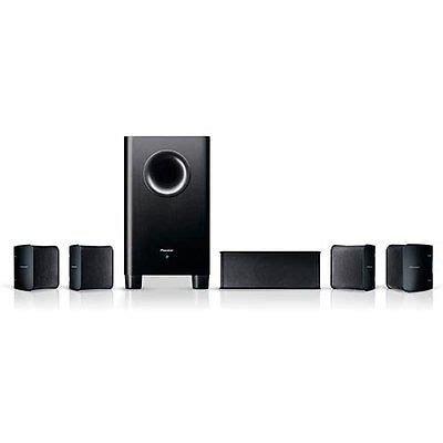cool pioneer ch speaker system  hs japan