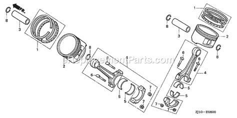 honda gxv340 engine wiring diagram honda gx610 wiring