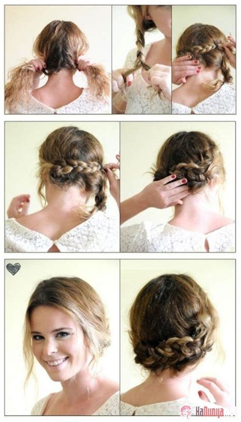 easy updo hairstyle tutorial for 14 simple hairstyle tutorials for summer pretty designs
