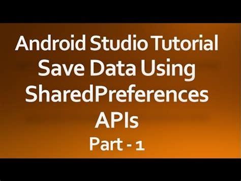 new boston android studio tutorial youtube android studio tutorial 30 working with