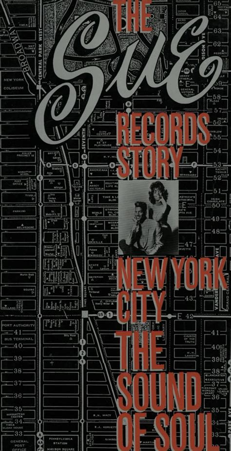 New York City Records Free Sue Records The Sue Records Story New York City The Sound Of Soul Uk 4 Cd Album Set