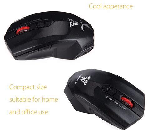 Mouse Wireless Fantech Wg7 fantech wg7 2 4ghz 2000dpi wireless gaming mouse