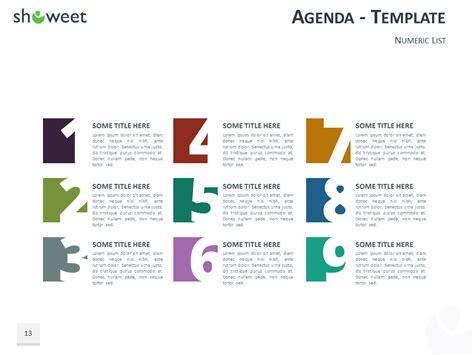 table of content templates for powerpoint and keynote