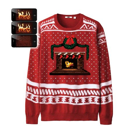 Fireplace Jumper by I M Dreaming Of A Digital Jumpers