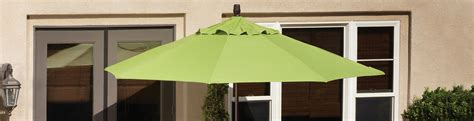market patio umbrellas treasure garden 9 market umbrella pacific blue