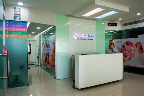 Tech Office Design interface consulting baby joy ivf clinic