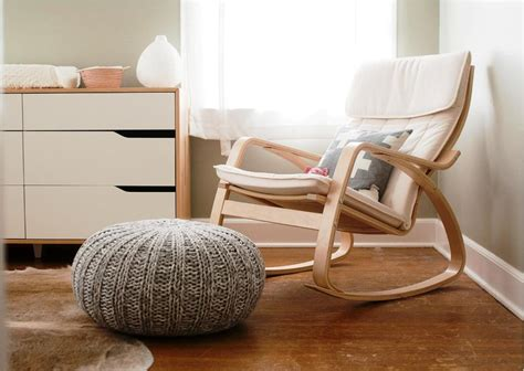 modern rocking chair nursery bedroom stylish and modern