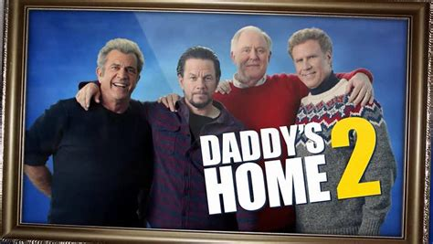 movie movie daddys home 2 by will ferrell and mark wahlberg daddy s home 2 official trailer will ferrell mark wahlberg