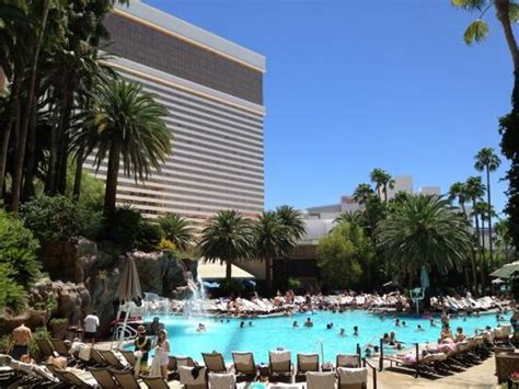 Bester Pool in Las Vegas   Picture of The Mirage Hotel