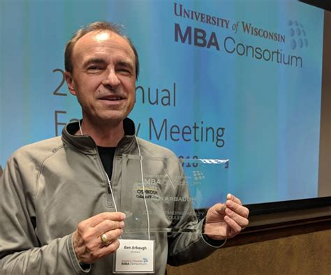 Uwl System Mba Consortium by 2018 Uw Mba Consortium Faculty Meeting