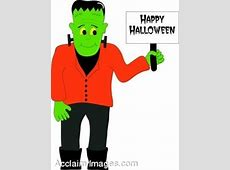 Halloween Clipart Frankenstein – Festival Collections A-paper Clip Art