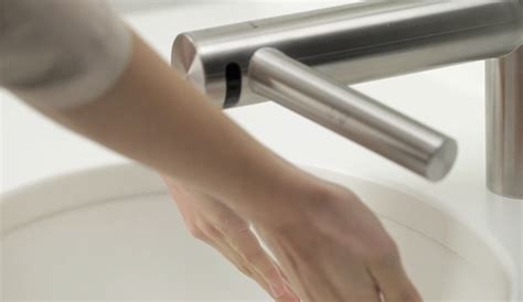 dyson s innovative faucet dryer azure magazine