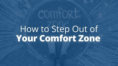 how to step out of your comfort zone how to step out of your comfort zone jack canfield youtube