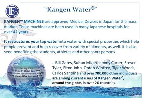 Special Kangen Water kangen water samir