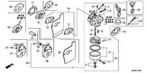 pochette de joint moteur honda gx160 espace motoculture