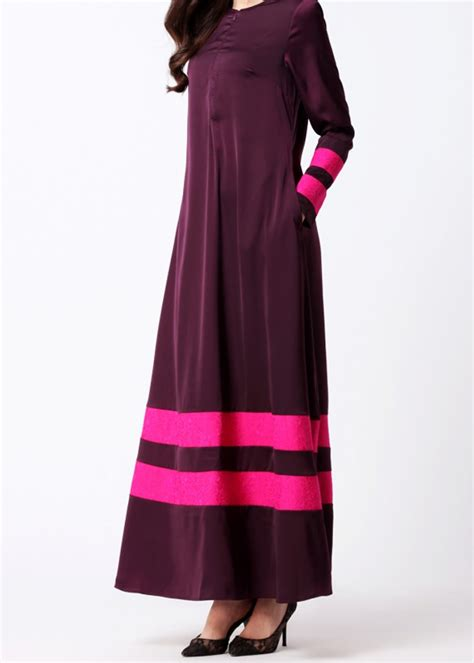 Maxy Baju Dress Wanita 2 norzi beautilicious house nbh0491 insyikah jubah nursing friendly