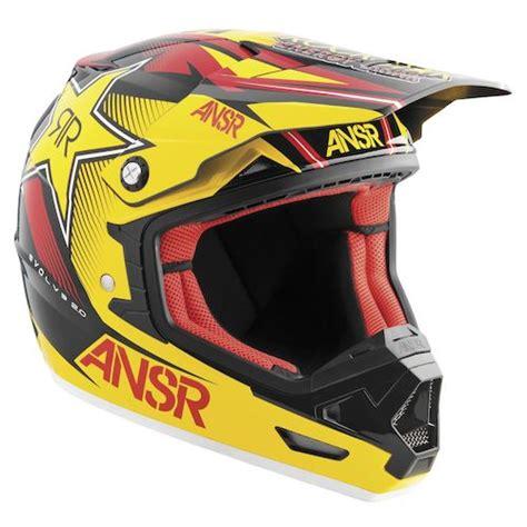 rockstar motocross helmets answer evolve 2 0 rockstar vii helmet revzilla