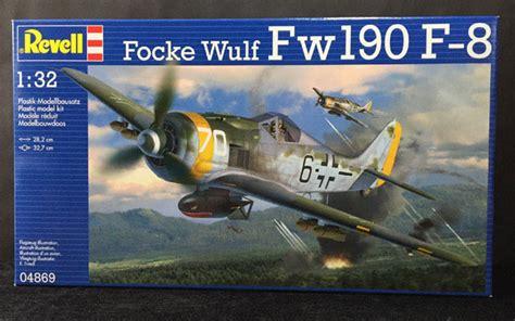 Revell Focke Wulf Fw 190F 8 1:32   Scale Modelling Now