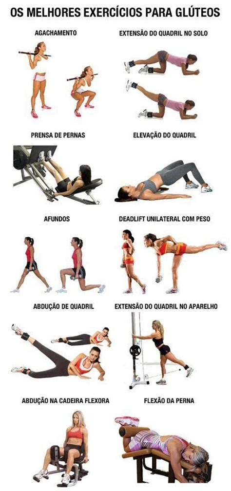 glute exercises for at home