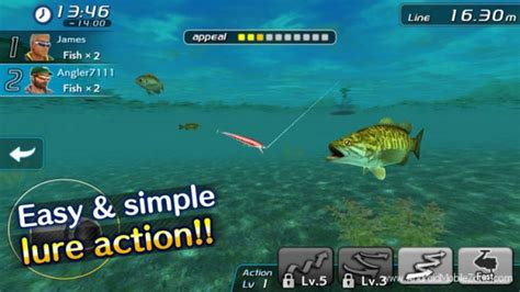 bass fishing apk bass fishing 3d ii apk v1 1 4 mod android amzmodapk