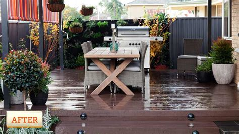 the outdoor room with durie garden reno with durie network ten