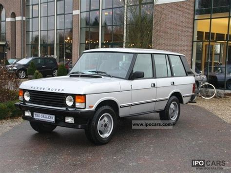 how to learn about cars 1987 land rover range rover windshield wipe control service manual how to time a 1987 land rover range rover cam shaft sensor removal 1987 range