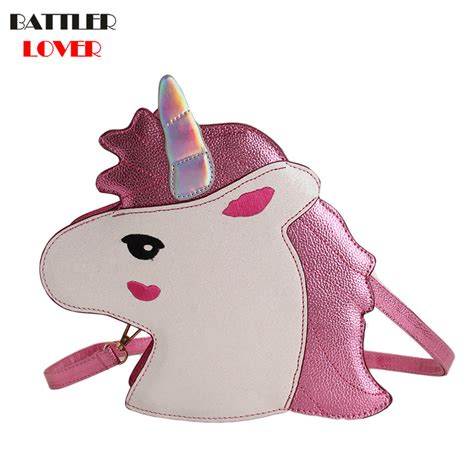 aliexpress unicorn aliexpress com buy unicorn shape bag luxury handbags