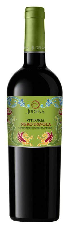 light sicilian red wine sicilian wine red nero d avola doc vittoria products italy