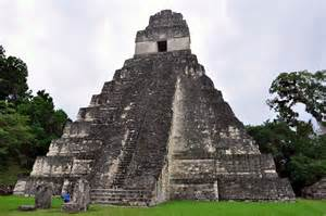 Tikal guatemala visual evidences of higher intelligence from