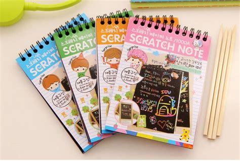 Mainan Scrach Paper scratch book promotion shop for promotional scratch book on aliexpress alibaba
