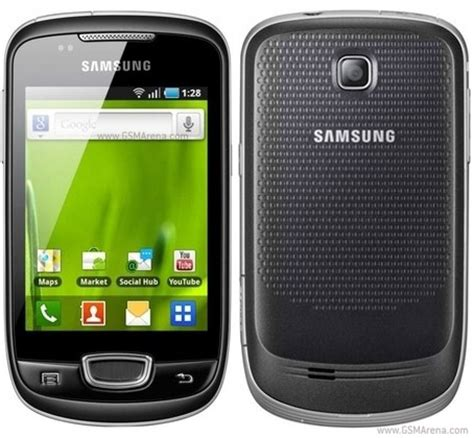 Hp Samsung S Ii Plus samsung galaxy pop plus s5570i pictures official photos