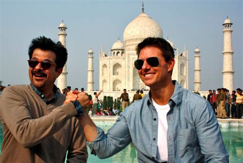 Tom Cruise Film In Hindi | hollywood effect anil kapoor took tips from tom cruise
