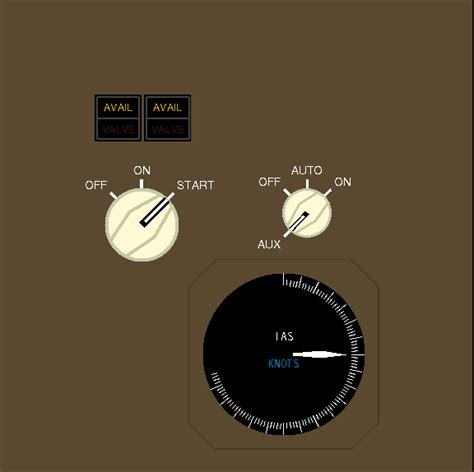 Knobs And Switches by Cockpit Varxec Net X11gc Glass Cockpit Software