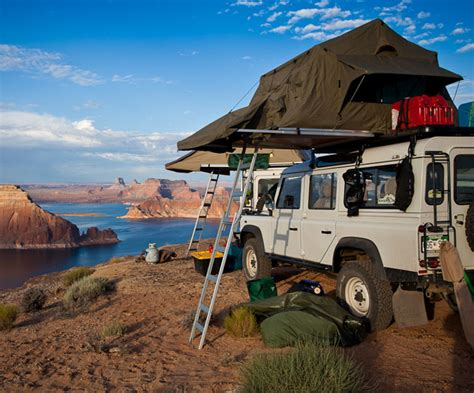 Eezi Awn Rooftop Tent eezi awn t top roof tent gear patrol