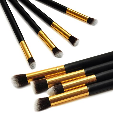 Professional Blending Brush 4pcs professional makeup eye foundation eyeshadow brushes