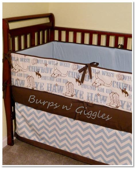 Cowboy Crib Set Baby Bedding 17 Best Images About For The Boys On Pinterest Bed In A Bag Boy Beds And Boy Rooms