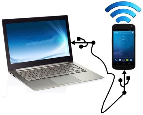 how to connect android to pc android