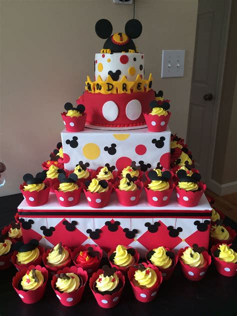mickey mouse  birthday cake cake hobby mickey