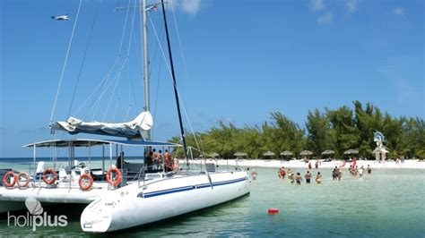 catamaran boat varadero book seafari cayo blanco plus tour departure from