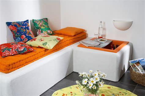 divano fai da te come costruire un divano di cemento cellulare