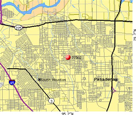 pasadena texas map 77502 zip code pasadena texas profile homes apartments schools population income
