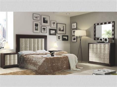 muebles frutos almoradi dormitorio matrimonio roble wengu 233 y lacado chagne 3d