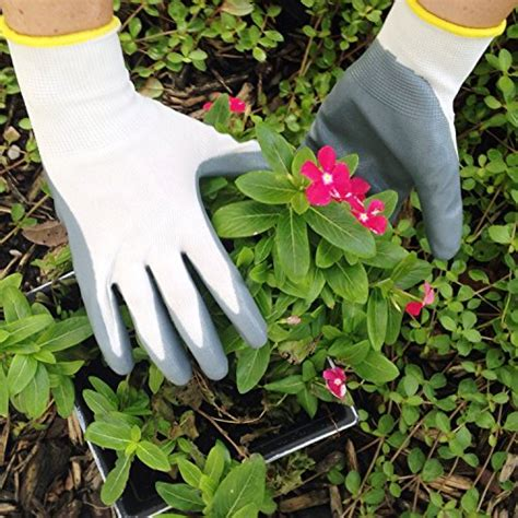 Gardening Gloves For Thorns by Gardening Gloves Medium Durable Breathable