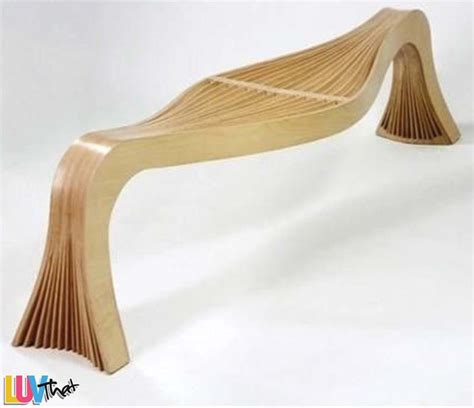 curved wood bench 25 beautiful benches luvthat