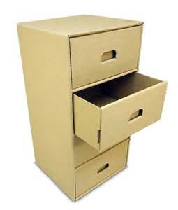 Cardboard Drawer Storage by Cardboard Drawers Paper I Cartr 243