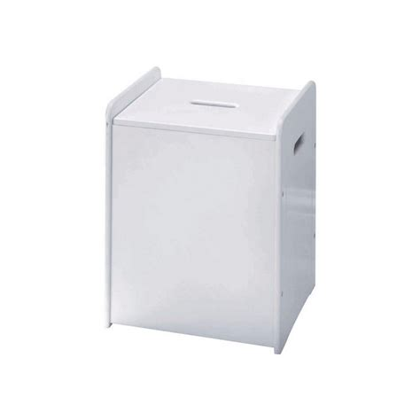 Buy Collection Laundry Bin White At Argos Co Uk Your Argos Laundry