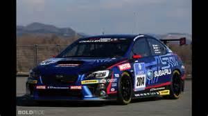 Subaru Racing Subaru Wrx Sti Race Car